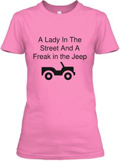 Jeep Freak Girl | Teespring T-shirts are being sold to help lower the euthanasia rates in animal shelters.