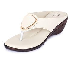 Fashion Slippers, Fashion Sandals, Flip Flop Shoes, Slip On Shoes, Womens Slippers, Womens Flats, Comfortable Wedges, Artificial Leather, 5 Inch Heels