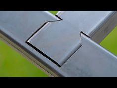 Metal Bending Tools, Metal Working Tools, Work Tools, Welding Videos, Welding Tips, Metal Fabrication Tools, Welding And Fabrication, Metal Projects, Welding Projects