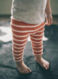 Leggings - Kindred OAK - Via Paul & Paula