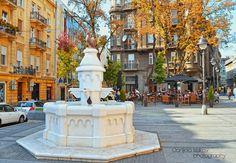 Beautiful autumn day in Belgrade