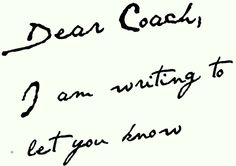 5 Common Mistakes When Contacting College Coaches | Athletic Scholarships and Coaches | The College Solution