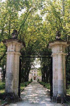 18th century chateau, Provence