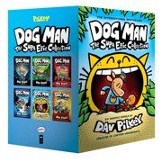 Dog Man: The Supa Epic Collection: From The Creator Of Captain Underpants (Dog Man Boxed Set) - Hardcover - (September Dog Man Book, Man And Dog, Dog Man Unleashed, Captain Underpants Series, Dog Breath, All Hero, People Of The World, Free Reading, Book 1