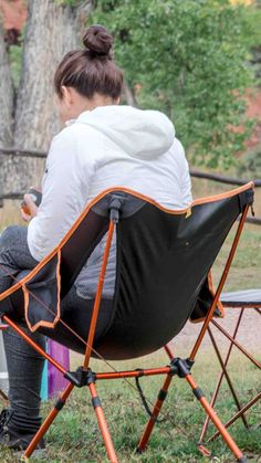 To determine which camping chair is best for you, you will have to sift through material types, portability, price and many more. Therefore, we have put together a handy camping chair guide to make the choice a little easier. We go over the portability, weight capacity, materials and price of camping chairs to help you decide. Read more... Backpacking Chair, Camping Chairs, Chair Tips, Put Together, That Look, Hammock Chair