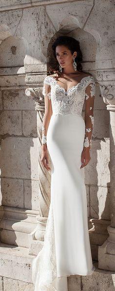 Milla-Nova-2016-Bridal-Wedding-Dresses-Velia-1.jpg (600×1509)