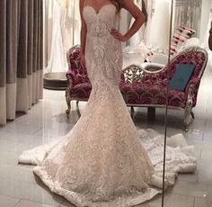 love the shape and the lace