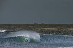 """The Accord"" about Icelander surfer Hai∂ar Logi Eliasson facing up to the forces of nature in the Western Atlantic"