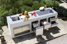 outdoor kitchen - Cerca con Google
