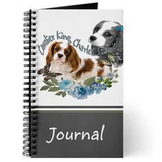 Cavalier King Charles Butterf Journal