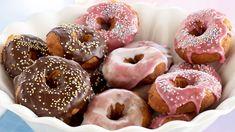 Food Inspiration, Doughnuts, Gluten Free, Food And Drink, Baking, Desserts, Bread Making, Tailgate Desserts, Glutenfree