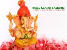 65 Beautiful Happy Ganesh Chaturthi 2016 Greeting Pictures And Images