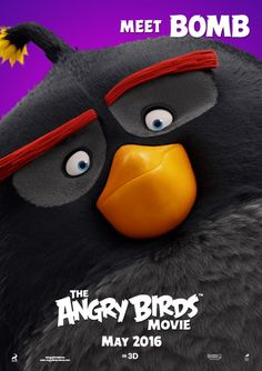Divulgados mais cinco cartazes de 'Angry Birds: O Filme' | Stylo Masculino