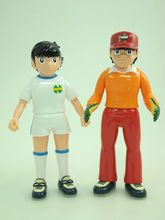 Kou Shou Do CAPTAIN TSUBASA and GENZO WAKABAYASHI vinyl figure Set - KGHobby Toys and Models Store