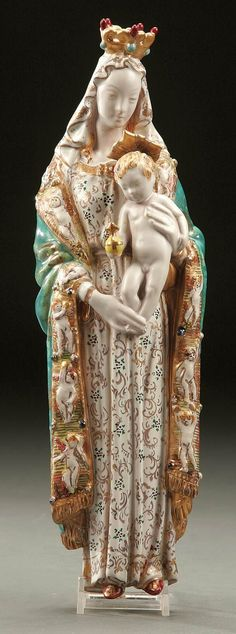 1000 Images About Ceramica Italiana 900 Italian Figurine