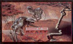Box art by Roger Dean, 1989, Psygnosis.