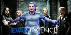 i don't know where to pin this. (not a HUGE fan of Evanescence but i like  a decent amount of their songs)