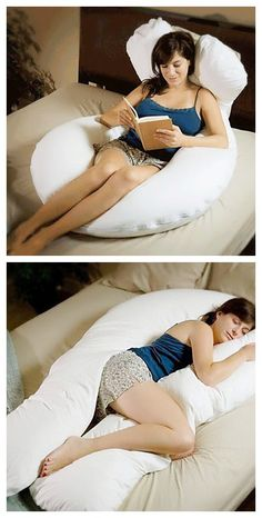 U-shaped body pillow, we all sometimes have no one to hug~