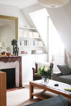 Our Paris apartment rental, Haven in Paris