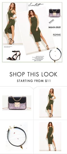 """""""ROMWE 6"""" by umay-cdxc ❤ liked on Polyvore"""