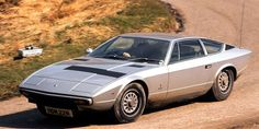 This was the first Maserati to be designed by the legendary Italian design house, Bertone. - Provided by Road and Track