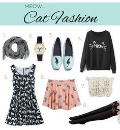 Cat Fashion :)