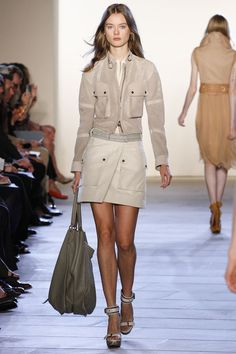 Belstaff Spring 2013 Ready-to-Wear Collection Slideshow on Style.com