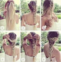 learn it! diy this beauty wedding hairstyle