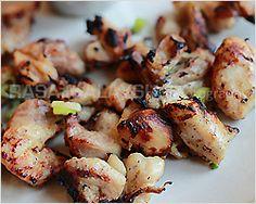 Yakiniku Recipe (Japanese BBQ) - Easy Recipes at RasaMalaysia.com