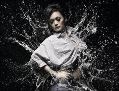 Glamorous Fashion Photography - seen on denzomag.com