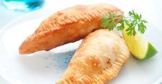 Petits chaussons de la mer, une recette CuisineAZ