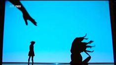 Pilobolus European TV Show - Shadowland