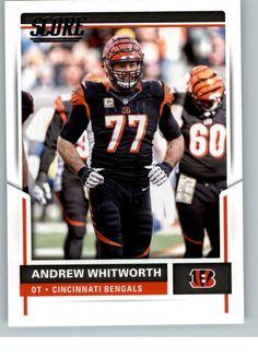 2017 Score Football 10 Andrew Whitworth - Cincinnati Bengals | Sports Mem, Cards & Fan Shop, Sports Trading Cards, Football Cards | eBay!