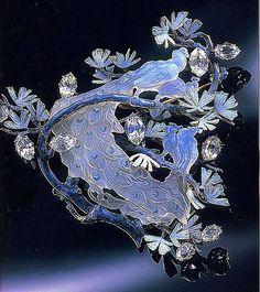 Rene lalique : un travail extraordinaire .