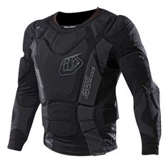 Crash Pads 6000 Upper Body Armor with Tailbone Protection: Nonrestrictive. The 6000 Series from Crash Pads is soft pad armor designed to give the snowboarder, mountain biker, and skater upper body arm
