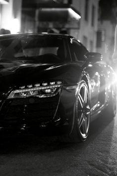 'The Cool Factor' Audi R8 via carhoots.com