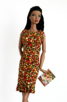 Dots for Barbie Silkstone Fashion Royalty by ChicBarbieDesigns