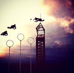 """Hey, I'm forming a quidditch team! I will be a chaser and team captain. We need five chasers, two seekers, four beaters, and two keepers. This is including """"first"""" and """"second"""" string. Comment if you want to join and whoever comments first will be first string! -Eliza"""