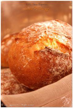 Petits pains express sans pétrissage