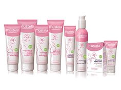 Mustela  From: maesonline.blogspot.com The best stuff in the world- especially the restructuring gel!