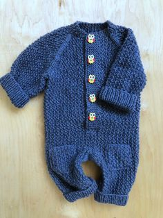 d63633ac764d Baby knitted jumpsuit   baby knitted romper  newborn clothes