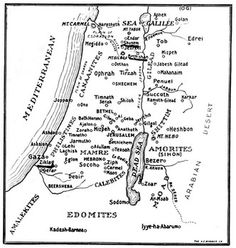 Map of Ancient Mesopotamia-