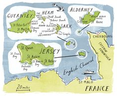 Heather Gatley - Channel Islands