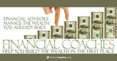 Learn the critical differences between a personal financial coach and financial advice so that you have the tools and resources you need to attain wealth.