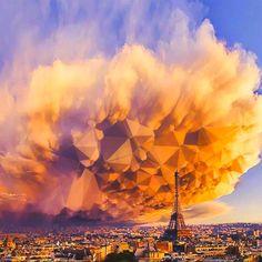 Low Poly Paris - Imgur