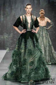 Prom , wedding or formal event dress fashion inspiration Ziad Nakad Fall-winter - Couture Source by oeltjenangela couture gowns Haute Couture Gowns, Style Couture, Haute Couture Fashion, Couture Dresses, Fashion Dresses, Beautiful Gowns, Beautiful Outfits, Event Dresses, Mode Inspiration