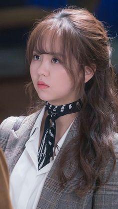 Kim So Hyun  Radio Romance Asian Hair Waves, Korean Actresses, Korean Actors, Korean Beauty, Asian Beauty, Kim So Hyun Fashion, Hyun Ji, Kim Sohyun, Kim Yoo Jung