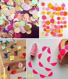 how to make Creative paper DIY Wall Art Ideas