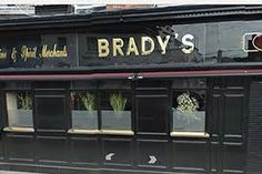 Bradys Pub Terenure Homeland, St Patricks Day, Broadway Shows