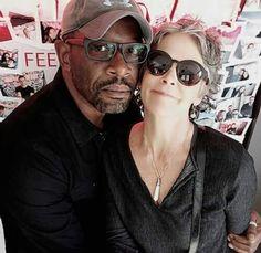 Morgan und Carol *___*